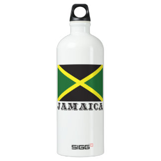Jamaican Flag SIGG Traveler 1.0L Water Bottle