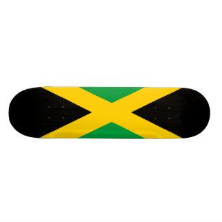 Jamaican Flag Skateboard Deck