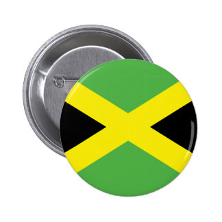 Jamaican Flag T-shirts and Gifts Pinback Button