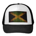 Jamaican flag. trucker hats