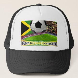 Jamaican Football Trucker Hat