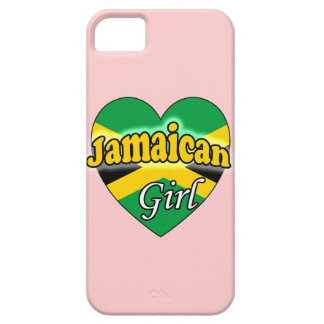 Jamaican Girl iPhone 5 Cover