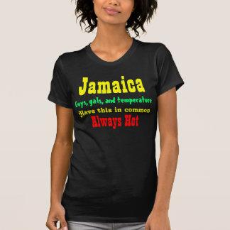 Jamaican girls t-shirt