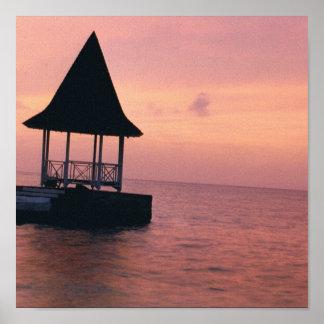 Jamaican Honeymoon Poster