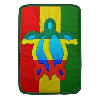 Jamaican Honu MacBook Air Sleeve