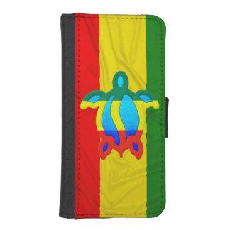 Jamaican Honu Phone Wallet