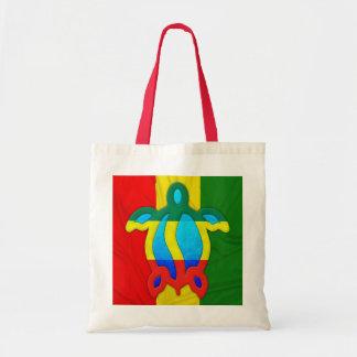 Jamaican Honu Tote Bag