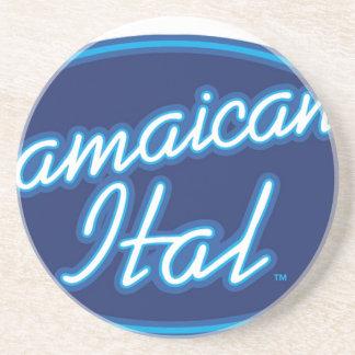 Jamaican Ital originals Drink Coaster
