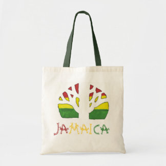 Jamaican Ital Tote Bag