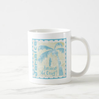 Jamaican Me Crazy Coffee Mug