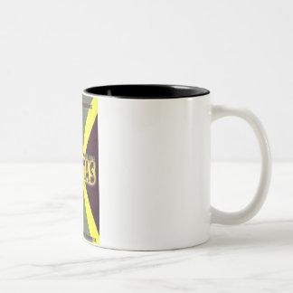 JAMAICAN MUGS* Two-Tone COFFEE MUG