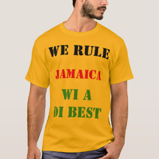 Jamaican Olympic  T-shirts