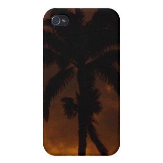 Jamaican Palm iPhone 4 Case