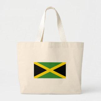 Jamaican pride tote bags