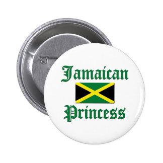 Jamaican Princess Button