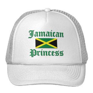 Jamaican Princess Trucker Hat