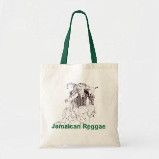 Jamaican Reggae tote bag