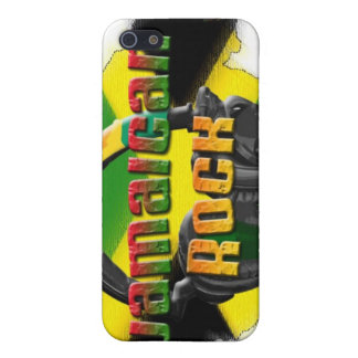 Jamaican Rock Cover For iPhone SE/5/5s