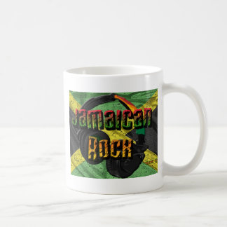 Jamaican Rock Flag Range Coffee Mug