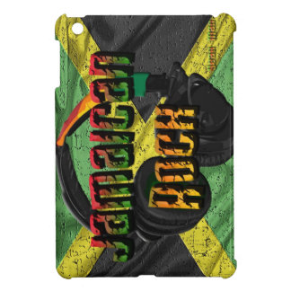 Jamaican Rock Flag Range Cover For The iPad Mini