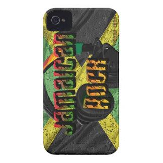 Jamaican Rock Flag Range iPhone 4 Case-Mate Case