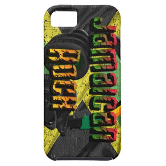 Jamaican Rock Flag Range iPhone SE/5/5s Case