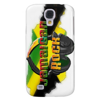 Jamaican Rock Samsung Galaxy S4 Cover