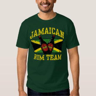 Jamaican Rum Team T Shirt