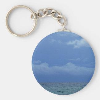 Jamaican Sea Keychain