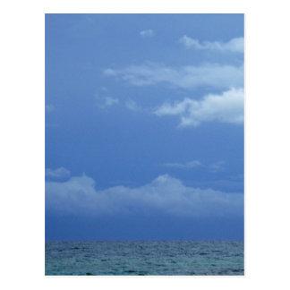 Jamaican Sea Postcard