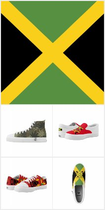 Jamaican Shoes
