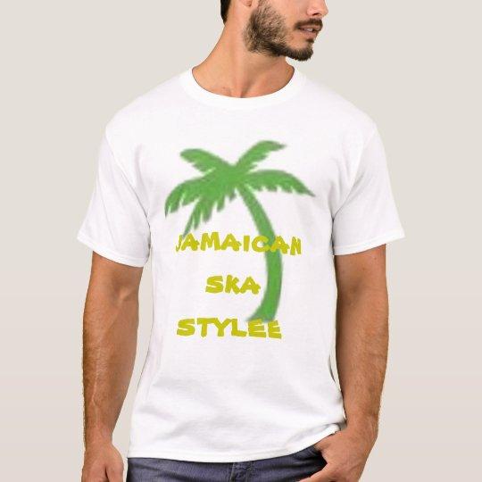 jamaican ska, jamaican ska stylee T-Shirt