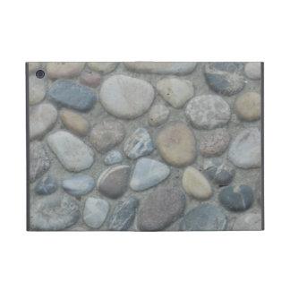 Jamaican Stone Walkway Pebbles and Rocks Cases For iPad Mini