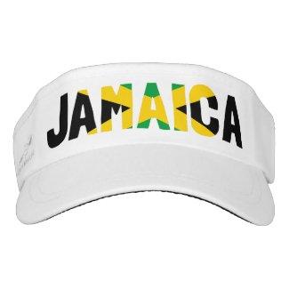 Jamaican Sun Visor