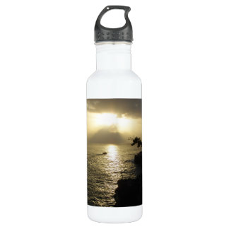 Jamaican Sunset Bottle 24oz Water Bottle
