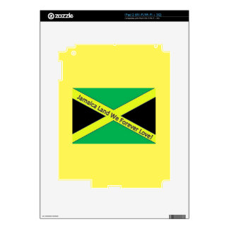 Jamaican This and Jamaican That! Decals For iPad 2