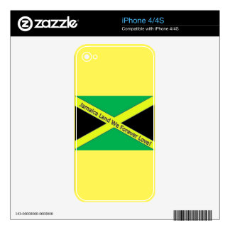 Jamaican This and Jamaican That! Decals For The iPhone 4