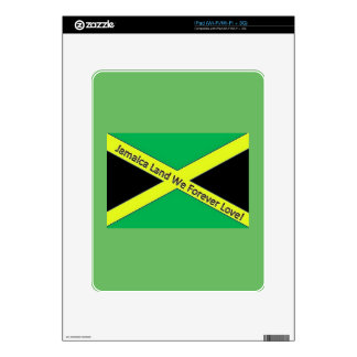 Jamaican This and Jamaican That! Skin For The iPad