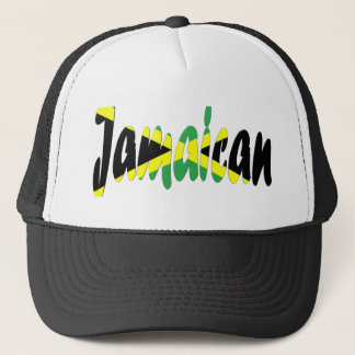jamaican trucker hat