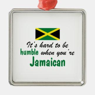 Jamaicano humilde ornato