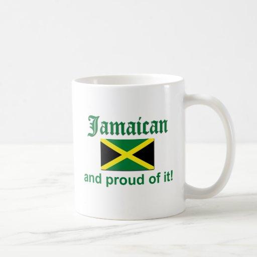 Jamaicano orgulloso taza