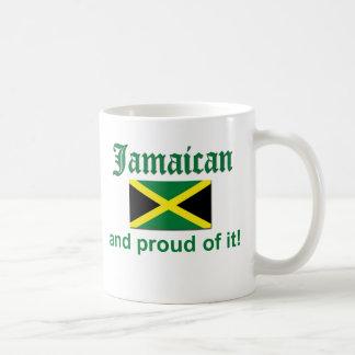 Jamaicano orgulloso taza clásica