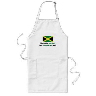Jamaicano perfecto delantal largo