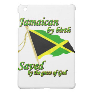 Jamaicano por el nacimiento ahorrado por la gracia