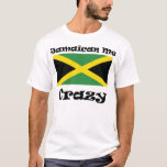 Jamaicano yo loco playera