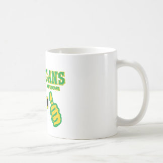 Jamaicans are naturally awesome coffee mug