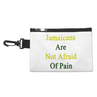 Jamaicans Are Not Afraid Of Pain Accessory Bags