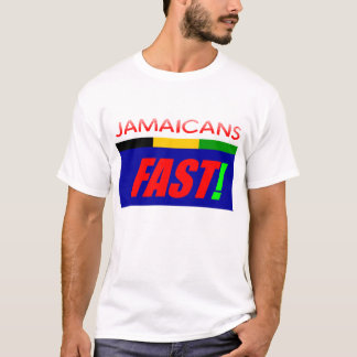 ¡Jamaicans ayuna! Playera
