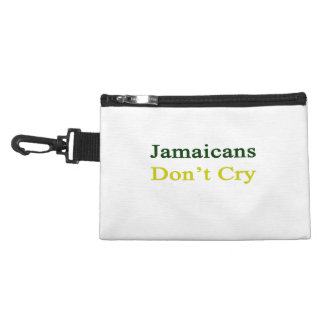 Jamaicans Don't Cry Accessories Bags