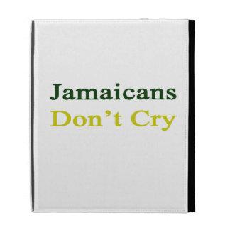 Jamaicans no llora